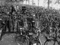 Il deposito di bici della stazione di Harlem