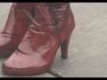 Zapatos rojos - Torino 2 marzo 2013